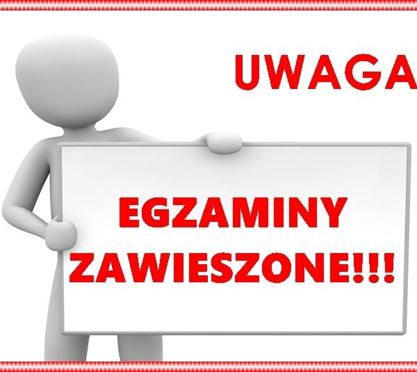 Zawieszone egzaminy! Wielkopolska Izba Rzemieślnicza w Poznaniu